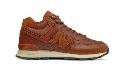 "New Balance 574 Mid ""Brown"" Men's Shoe"