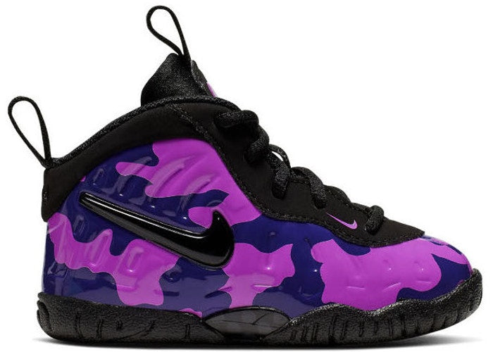 Nike Air Little Posite Pro Purple Camo