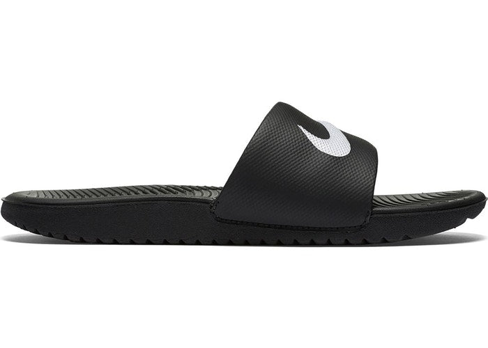 Nike Kawa Slide Black White (GS)