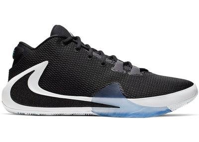 "Nike Zoom Freak 1 ""Black/White/Lucid Green"" Men's Basketball Shoe"