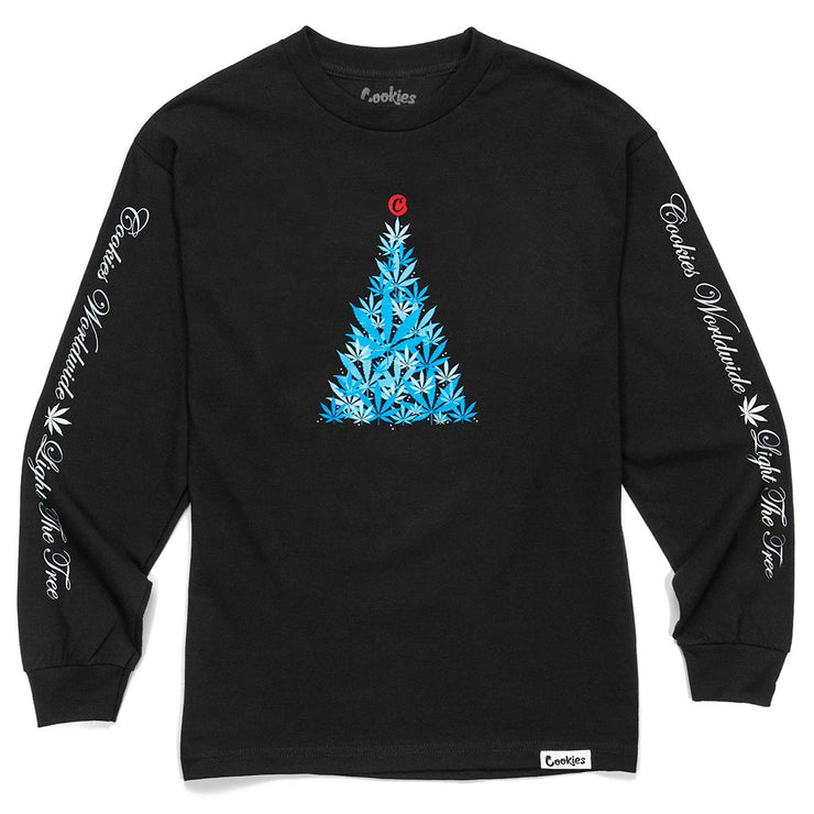 Spark the Tree L/S Tee