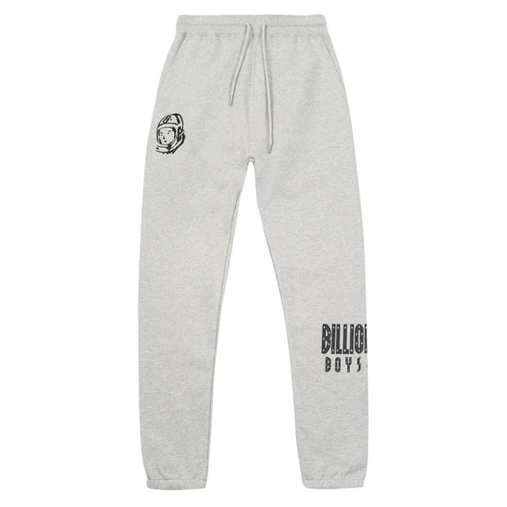 BB STARBUST JOGGER - HEATHER GREY