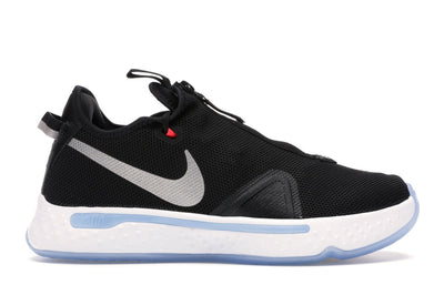 Nike PG 4 Black Light Smoke Grey