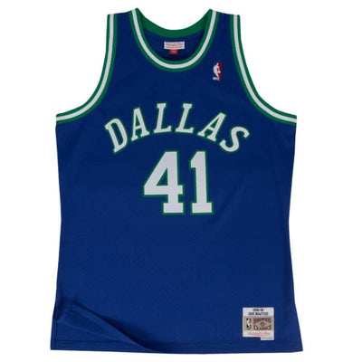 Swingman Jersey Dallas Mavericks Road 1998-99 Dirk Nowitzki
