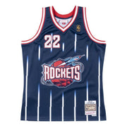 Swingman Jersey Houston Rockets Road 1996-97 Clyde Drexler