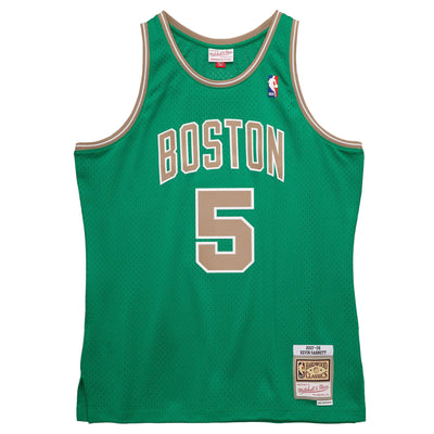 NBA Swingman Jersey Mitchell and Ness Mens Celtics '07 Kevin Garnett