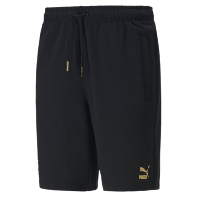 "Puma LIFESTYLE TFS WH Shorts 8"" Knitted Shorts Men Black"