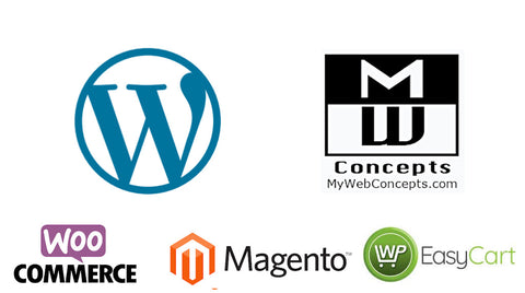 WordPress Web Design with E-Commerce