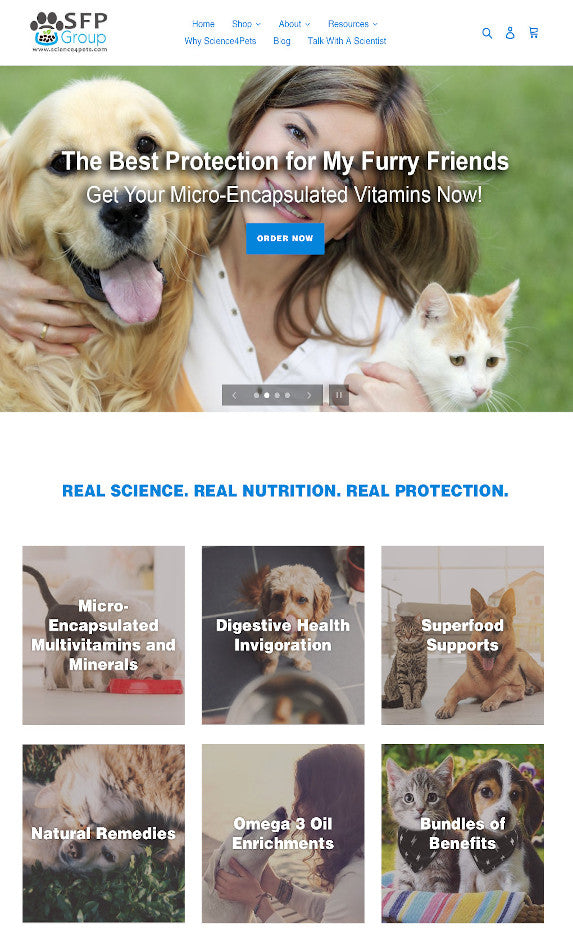 Science 4 Pets