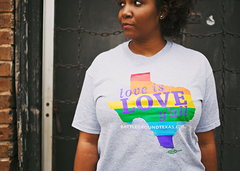 Love is Love T-Shirt (Unisex)