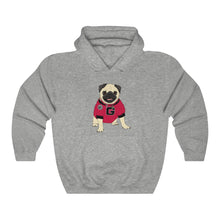 Load image into Gallery viewer, Puga Hoodie | Georgia Football | Unisex & Beefy Sizes
