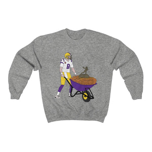 Wheelburrow For Heinzman Sweater | Tigers Football