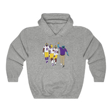 Load image into Gallery viewer, Cajun Cookie Monster Hoodie | Tigers Football | Unisex & Beefy Sizes