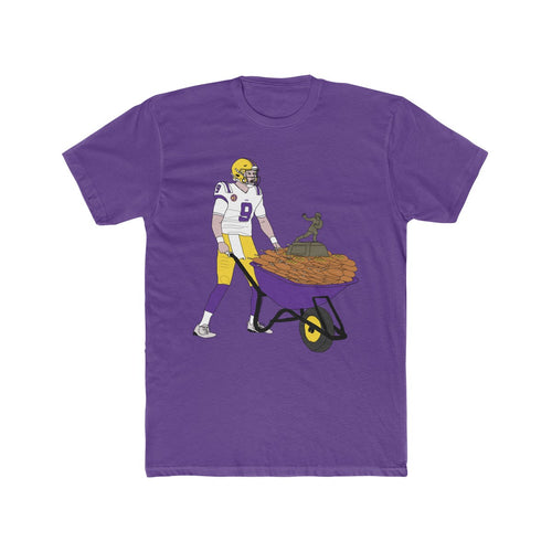 Wheelburrow For Heinzman | Tigers Football | Unisex Shirt