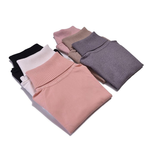 Autumn Winter Thick Women Sweater