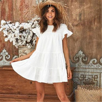 Fashion Casual Womens Ladies Dresses