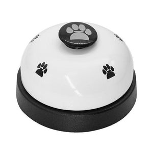 Cat Call Bell Dog Feeding Ringer Pet Educational