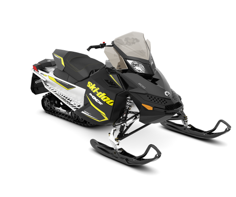 Copper Country Rentals - 1 Person Ski Doo Snowmobile Rental