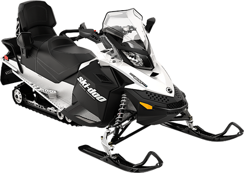 Copper Country Rentals - 2 Person Ski Doo Snowmobile Rental