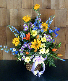 Nature's Riches Flowers & Gift Shop - $20.00 Certificate for Floral Arrangement