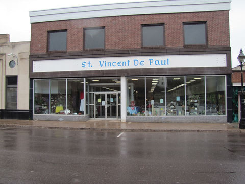 St. Vincent de Paul Thrift Store of Hancock - $5.00 Certificate