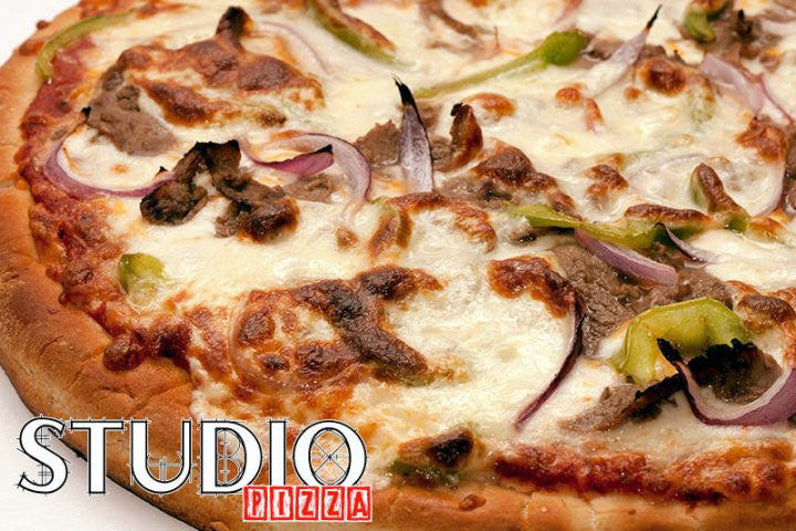 Studio Pizza - 1 Large Greek Pizza