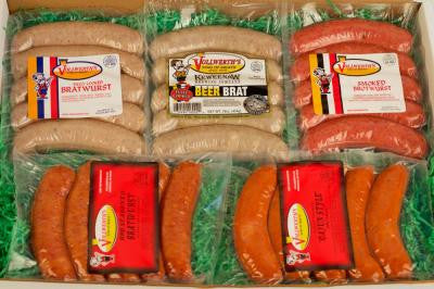 Vollwerth's - Brat Pack Gift Box