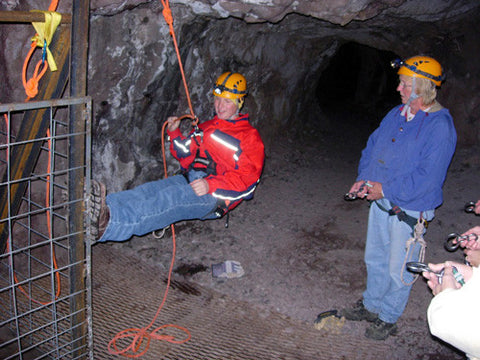 Adventure Mine Company - The Miners Mine Tour