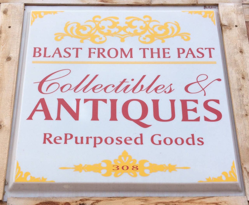 Blast from the Past Collectibles & Antiques - $20.00 Certificate