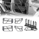 Half Doors / Side Mirrors / Door Rack Door Cart(20-21 Jeep Gladiator JT)