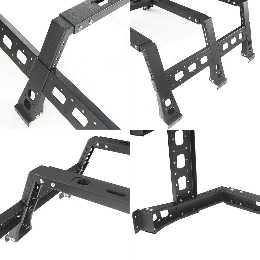 High Bed Rack MAX 13.8(09-18 Dodge Ram 1500)