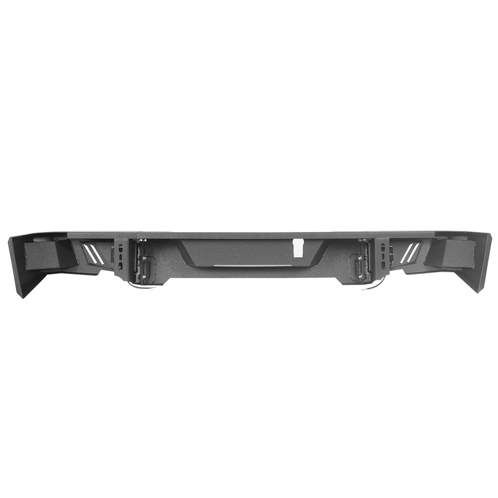 Full WidthFront Bumper & Rear Bumper(13-18 Dodge Ram 1500,Excluding Rebel)