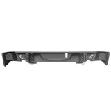 Full Width Front Bumper & Rear Bumper & Roof Rack Luggage Carrier(09-18 Dodge Ram)