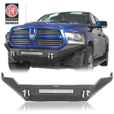 Front Bumper / Rear Bumper / Bed Rack Roll Bar(09-18 Dodge Ram 1500)