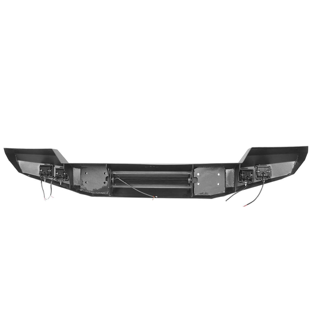 Full Width Climber Front Bumper(20-21 Jeep Gladiator)