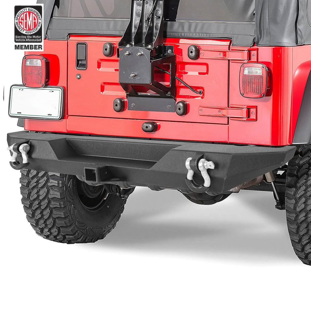 Rear Bumper Back Bumper(76-86 Jeep Wrangler CJ)