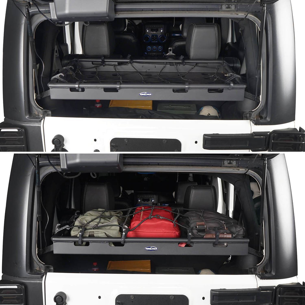 4 Doors Interior Cargo Rack(11-18 Jeep Wrangler JK)
