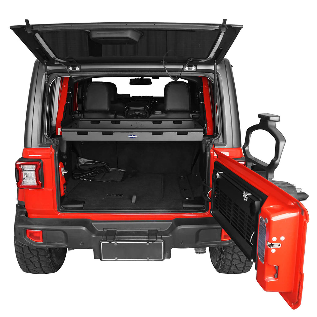 Interior Cargo Rack(18-21 Jeep Wrangler JL 4 Doors)