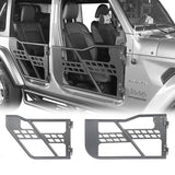 4 Door Tubular Door Guards Rock Crawler(2020 Jeep Gladiator)