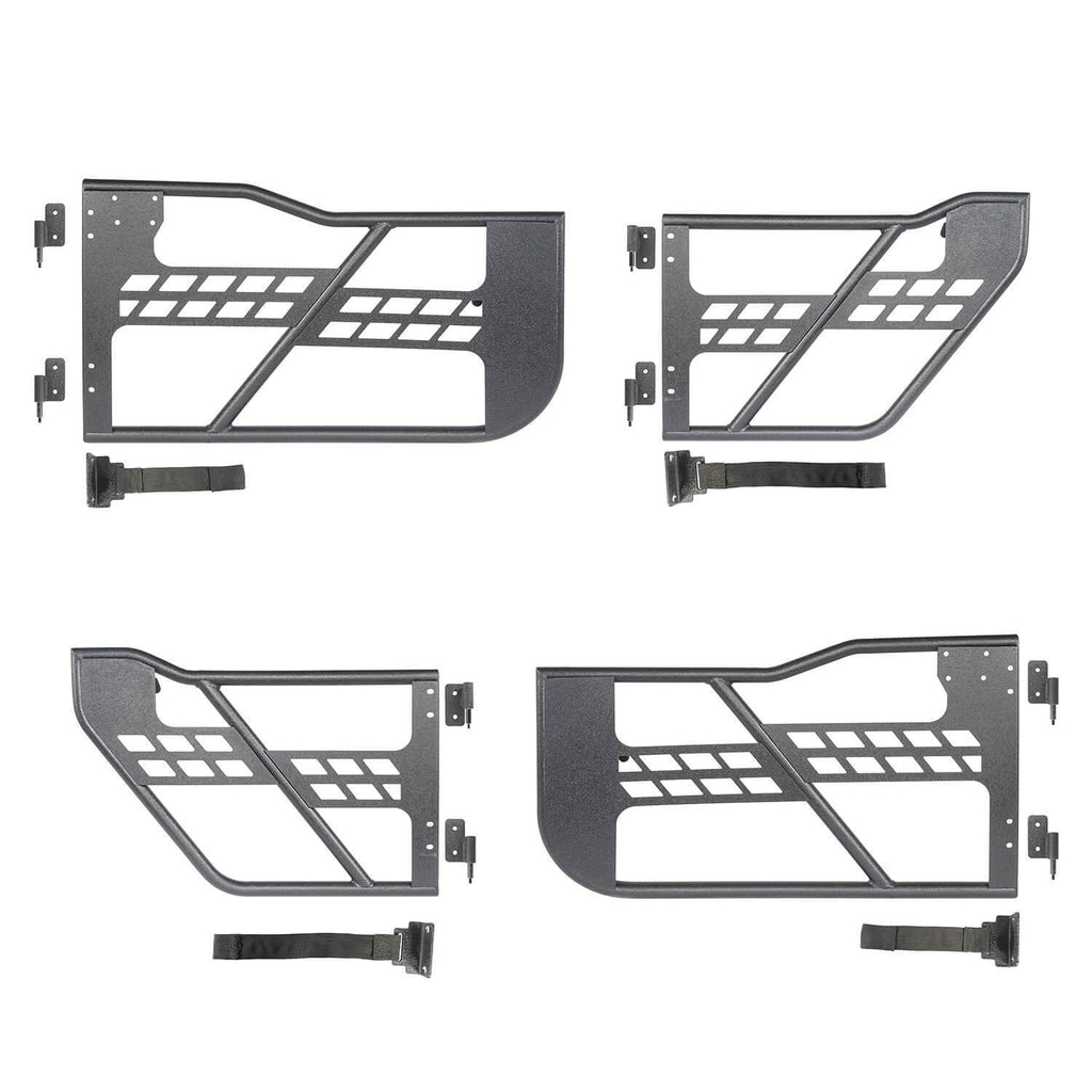 4 Door Tubular Door Guards Rock Crawler(20-21 Jeep Gladiator)
