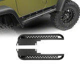 Side Steps Rocker Guard Door Guards(97-06 Jeep Wrangler TJ)