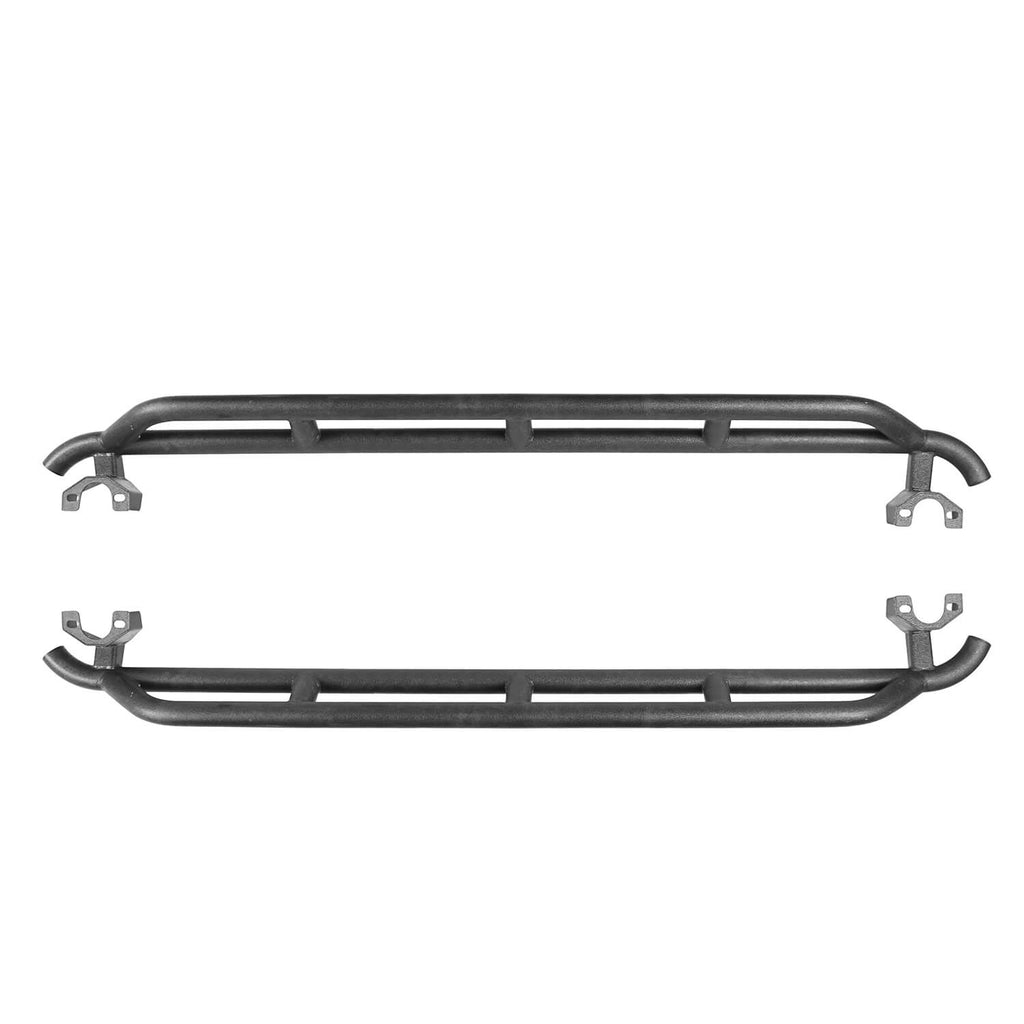 Nerf Bars Slider Running Boards Rocker Guard(07-18 Jeep Wrangler JKU)
