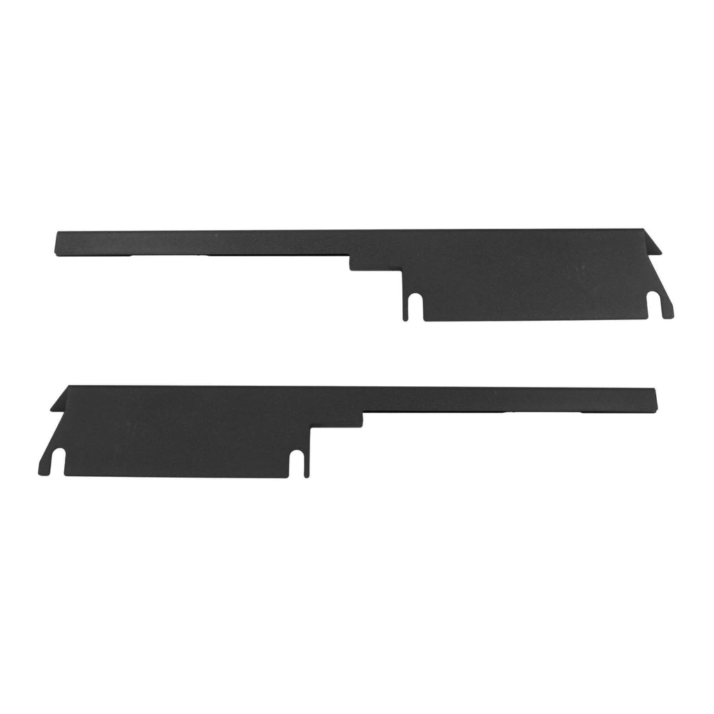 Rock Slider Armor Rocker Panel Guards(97-06 Jeep Wrangler TJ,Exclude Unlimited LJ)