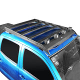 Roof Rack Luggage Cargo Carrier & Bed Rack Cargo Rack(05-21 Toyota Tacoma 4 Doors Gen 2/3 )