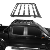 Ford F-150 Roof Rack for 2009-2014 Ford Raptor & F-150 SuperCrew BXG8205 1