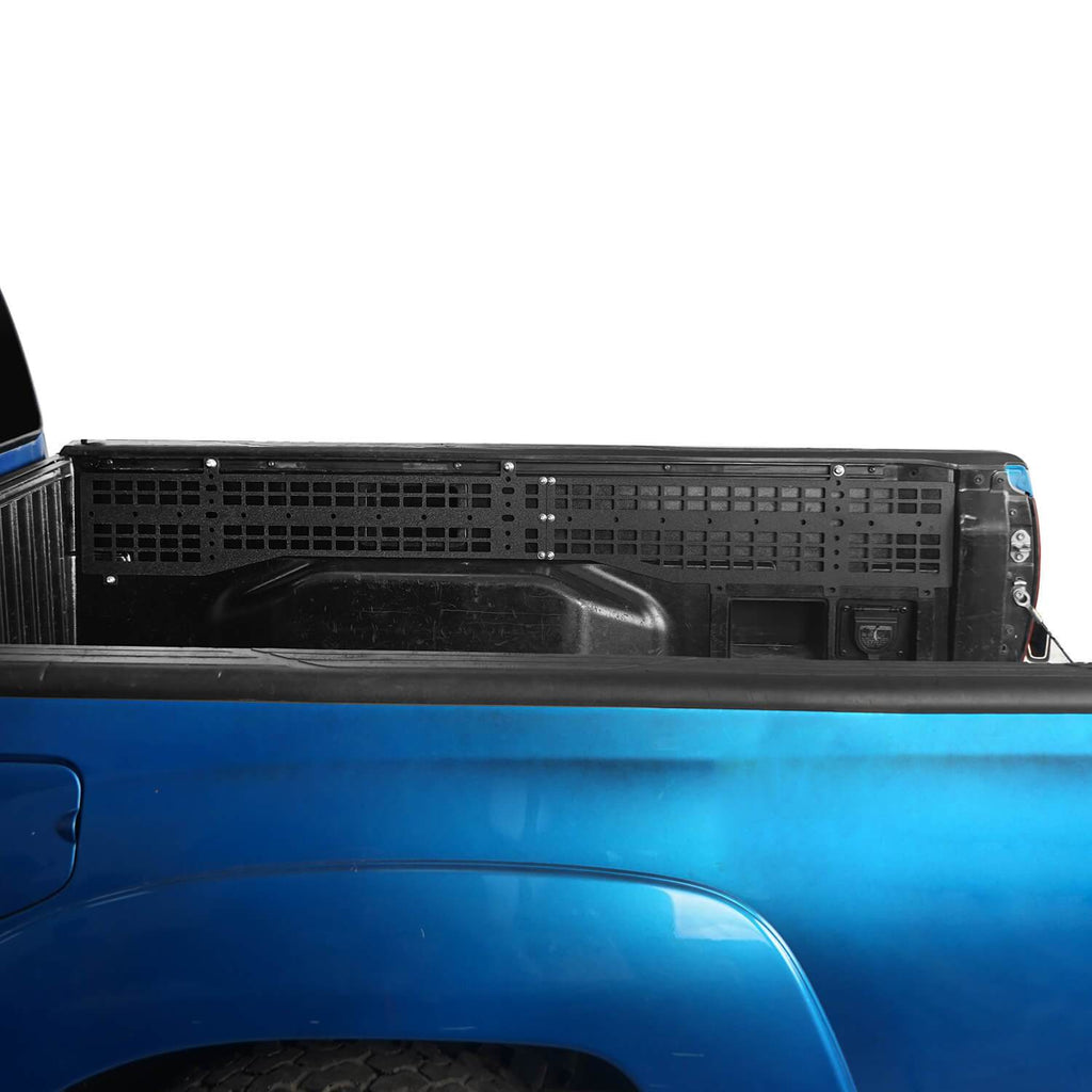 6Inch Long Bed Full-Length Rear Bed MOLLE Panel System(05-15 Toyota Tacoma)