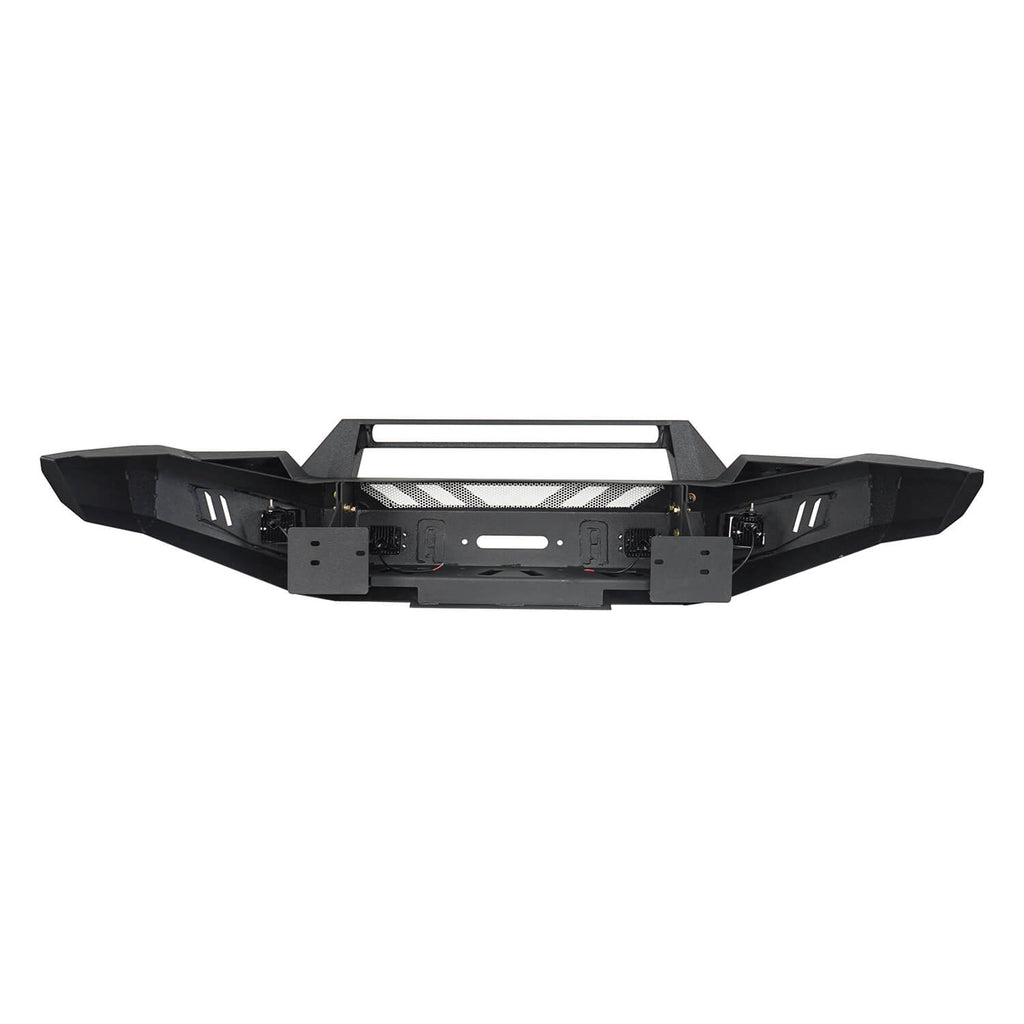 Toyota Tacoma Front Bumper and Rear Bumpers Combo for 2016-2020 Toyota Tacoma 3rd Gen u-Box Offroad BXG42014200 9