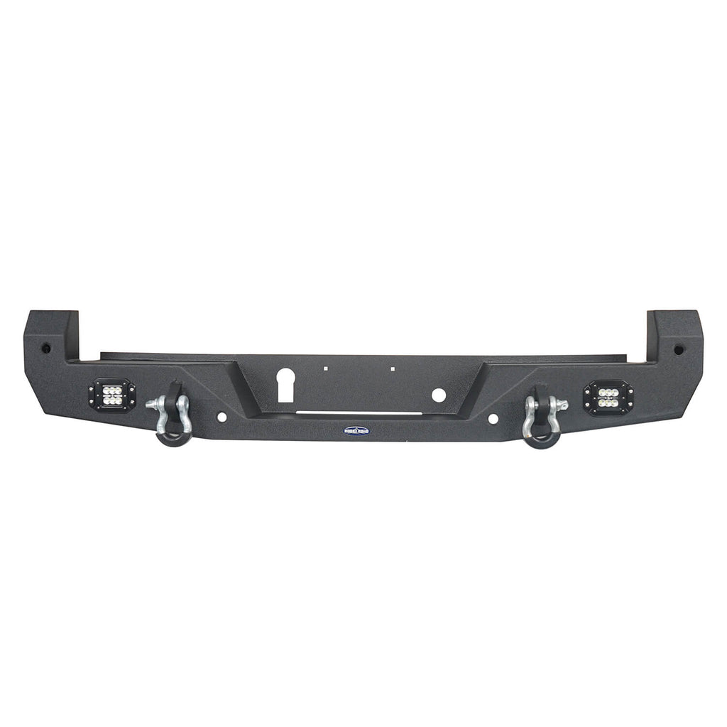 Toyota Tacoma Front Bumper and Rear Bumpers Combo for 2016-2020 Toyota Tacoma 3rd Gen u-Box Offroad BXG42014200 13
