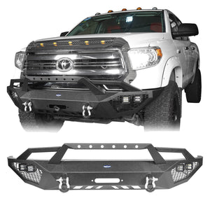 Full Width Front Bumper Destroyer Front Bumper(14-20 Toyota Tundra)