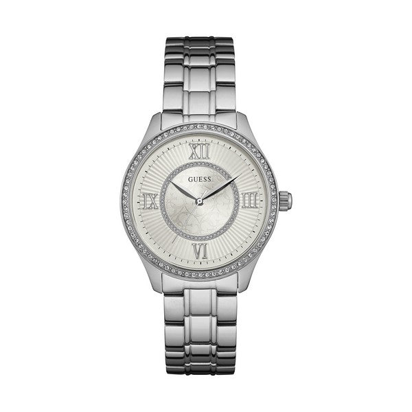 Ladies' Watch Guess W0825L1 (38 mm)  Guess Brand_Guess, category-reference-2570, category-reference-2635, category-reference-2662, category-reference-2682, category-reference-2995, fashion, original gifts, Price_100 - 200 LotSupplies Marketplace